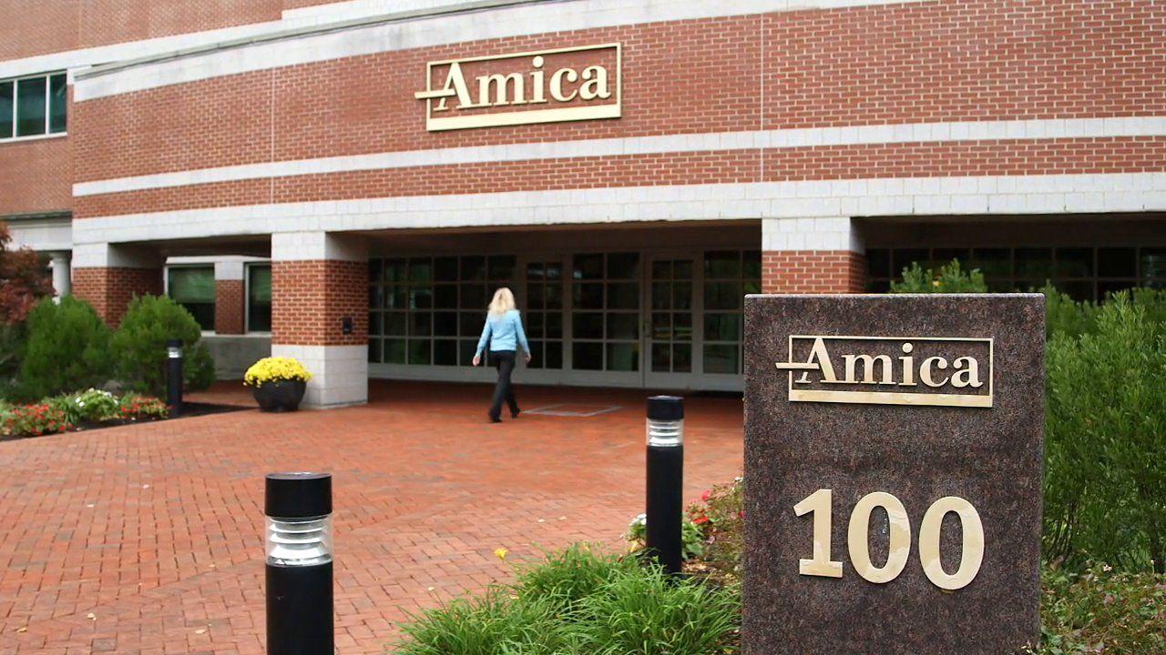 Amica Insurance Company >> Customer Testimonial Amica Mutual Insurance Company