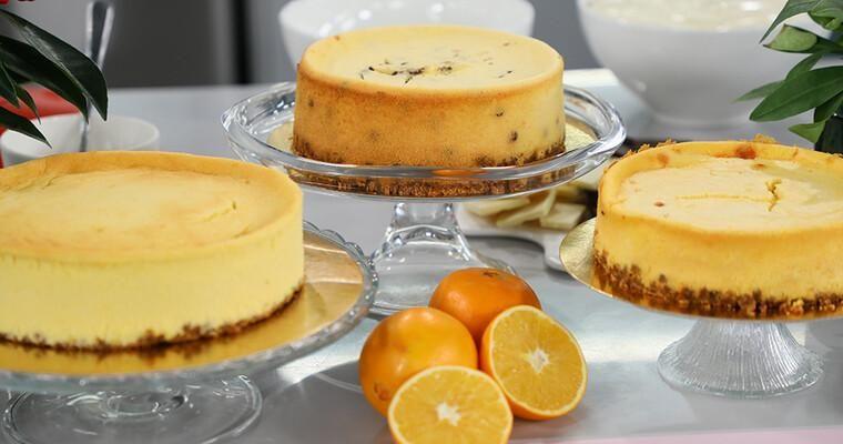 W Kuchni Ddtvn Serniki Takie Ze Place Lizac Przepisy Dzien Dobry Tvn Desserts Mini Cheesecake Cheesecake