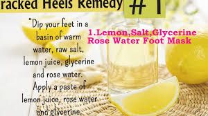 Cracked Heels Natural Tips