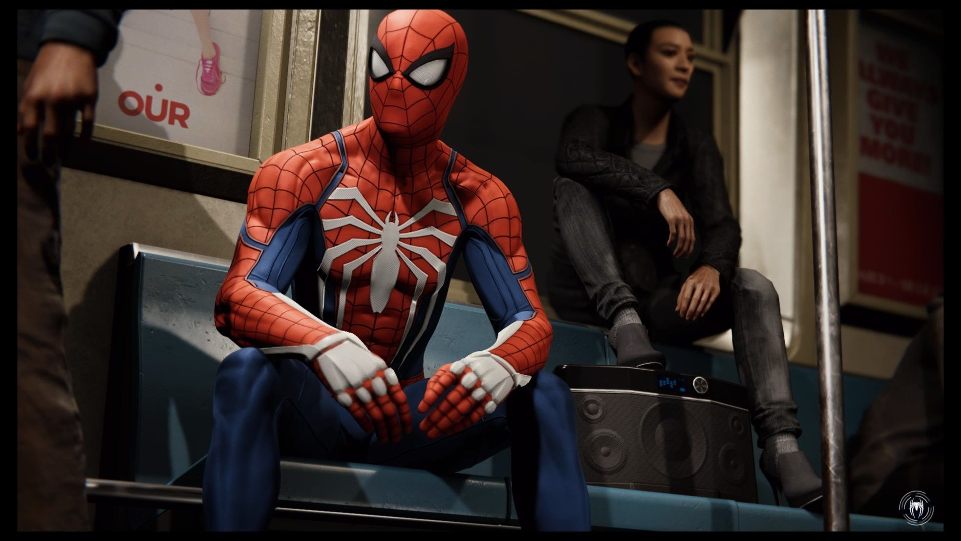 Pin by melxncholly on nycwallcrawler {spiderman ps4