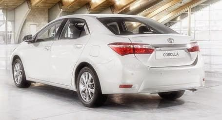 2014 Toyota Corolla Review And Release Date In Uae Toyota Has At Long Last Disclosed The All New 2014 Corolla After Gradua Toyota Corolla Toyota Toyota Price