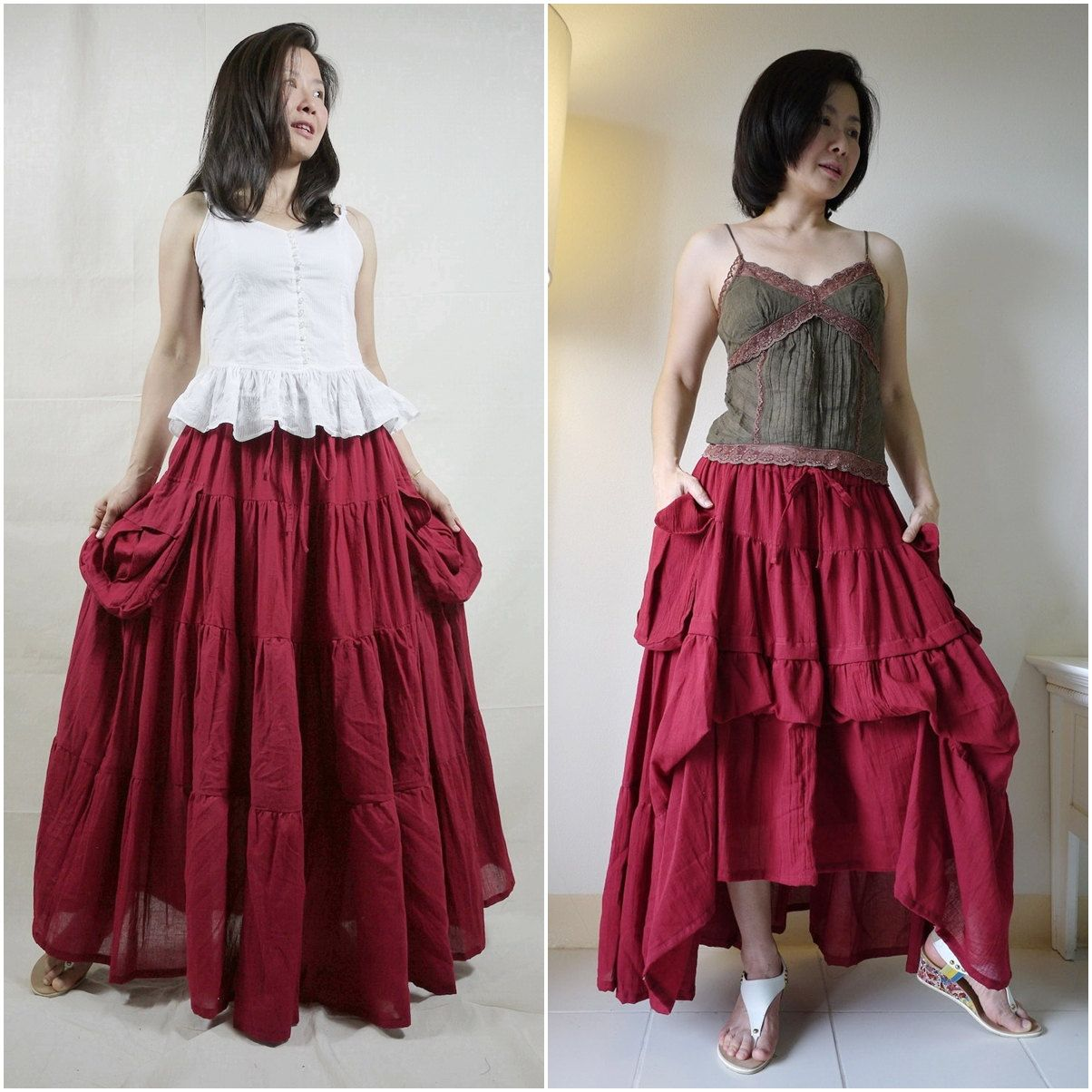 2 In 1 Take Me to Your Heart...Steampunk Short Front/ Long
