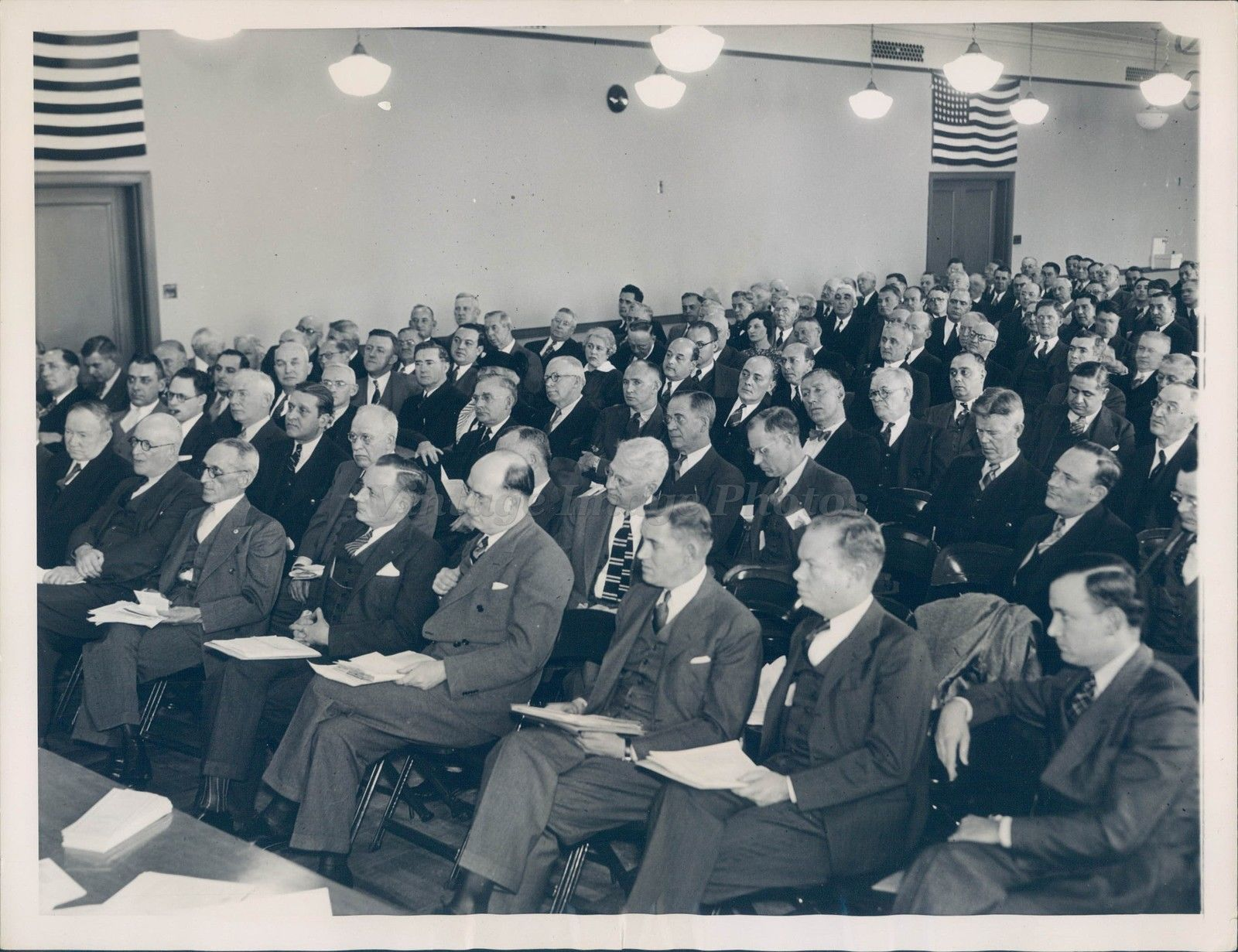 1936 photo post office officials ny state #social #security #building business me,  View more on the LINK: 	http://www.zeppy.io/product/gb/2/311775664429/
