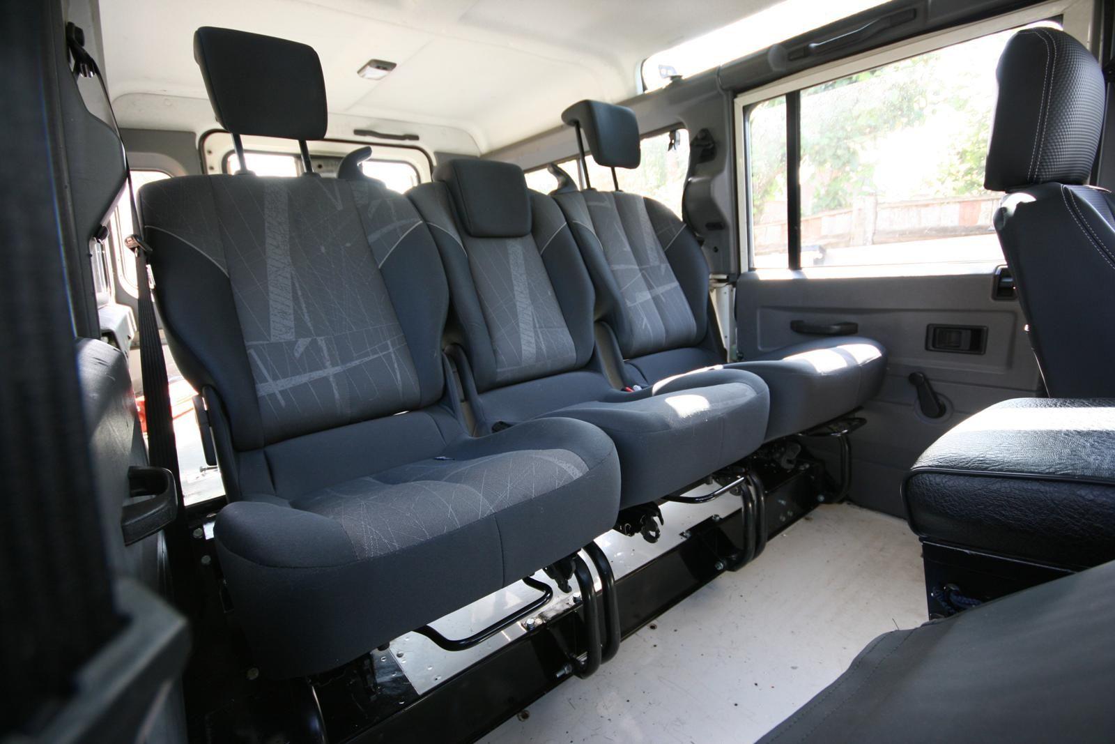 Renault Scenic 2006 Interior