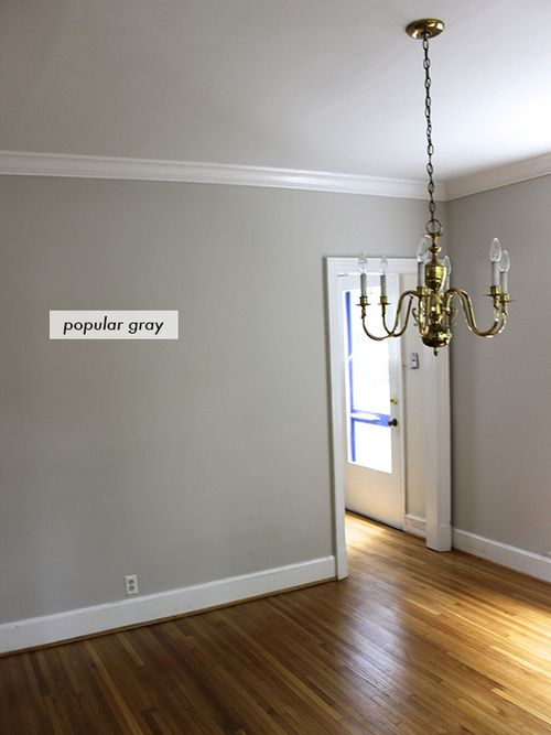 Paint color reveal picking the best neutrals gray paint for Best light neutral paint
