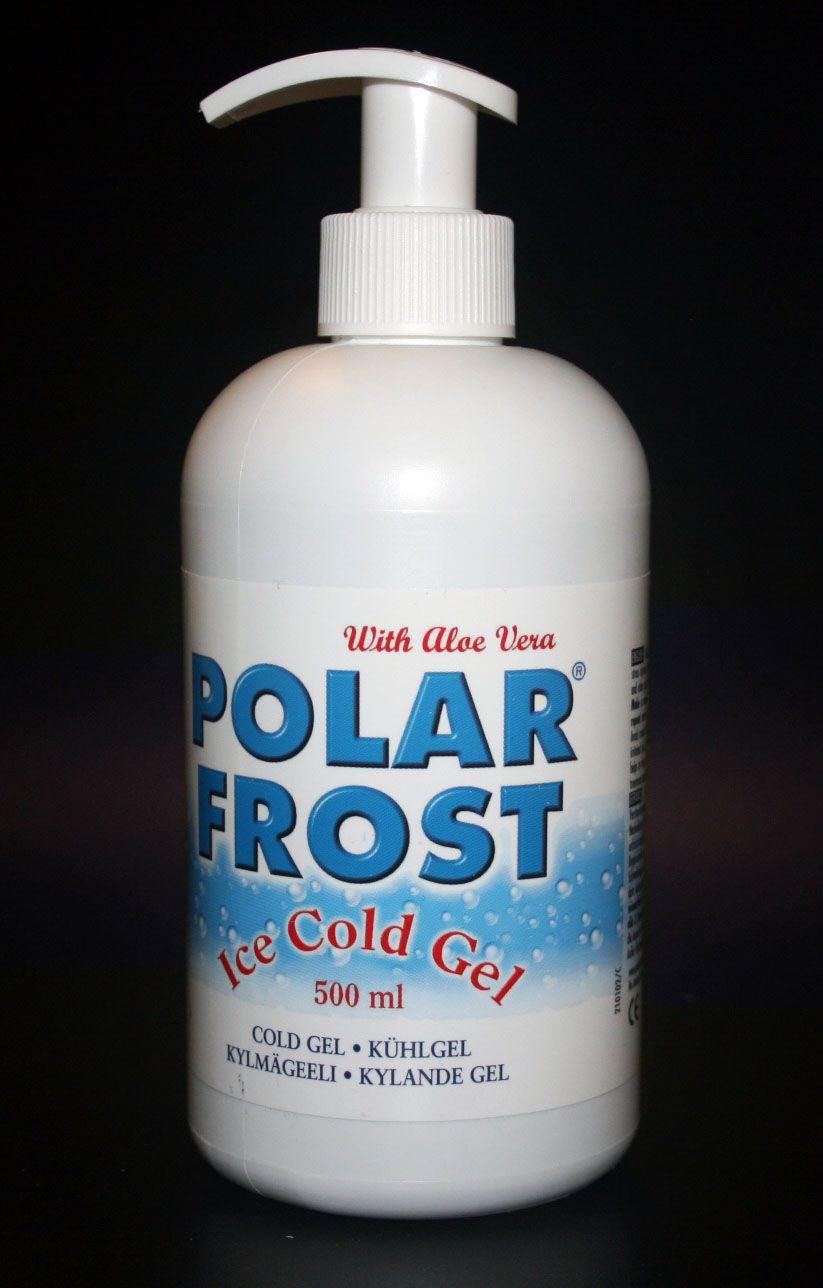 Polar Frost 500ml Pump Bottle The 500ml Bottle Is The Ideal Size