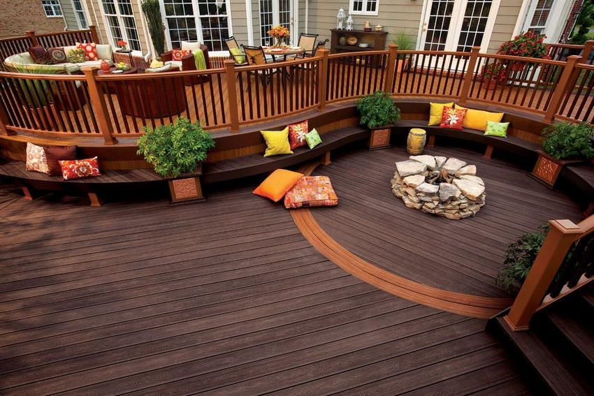 Phenomenal Designs for Modern Decks | Pinterest