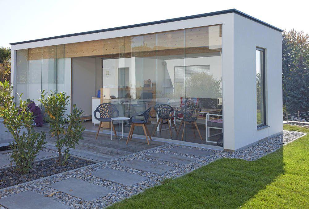 Moderne Gartenhauser 5 Empfehlenswerte Modelle Gartenhaus Modern Gartenhaus Design Gartenhaus