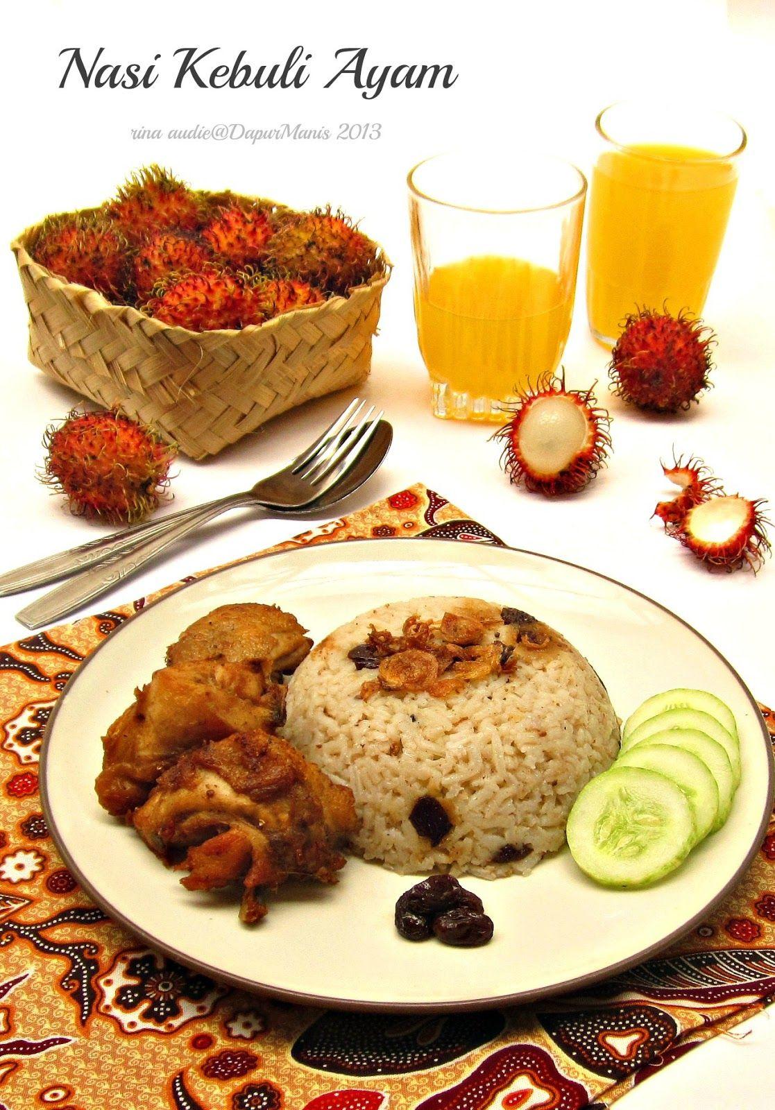 Assalamualaykum Hari Minggu Kemarin Saya Bikin Nasi Kebuli Ayam Udah Lama Saya Bookmark Resep Ini Resep Masakan Resep Makanan India Makanan Dan Minuman