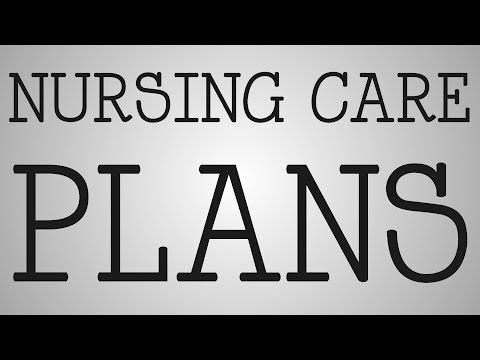 Nurse Nacole Nursing School Nursing Care Plan Example - YouTube - care plan
