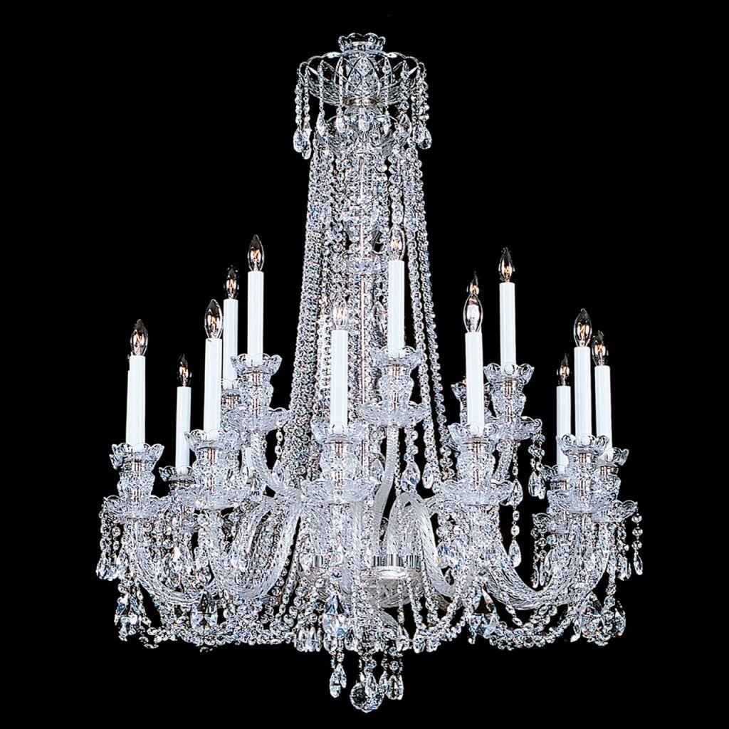 Beeindruckender Kristall Kronleuchter Beleuchtung Kristall Beleuchtung Kronleuchter Es Gibt Trauben Von Leuchten Heute Die Budget F Kronleuchter Kristall Kronleuchter Und Beleuchtung