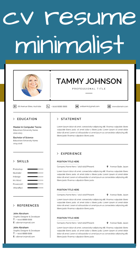 Épinglé sur Resume Examples Office