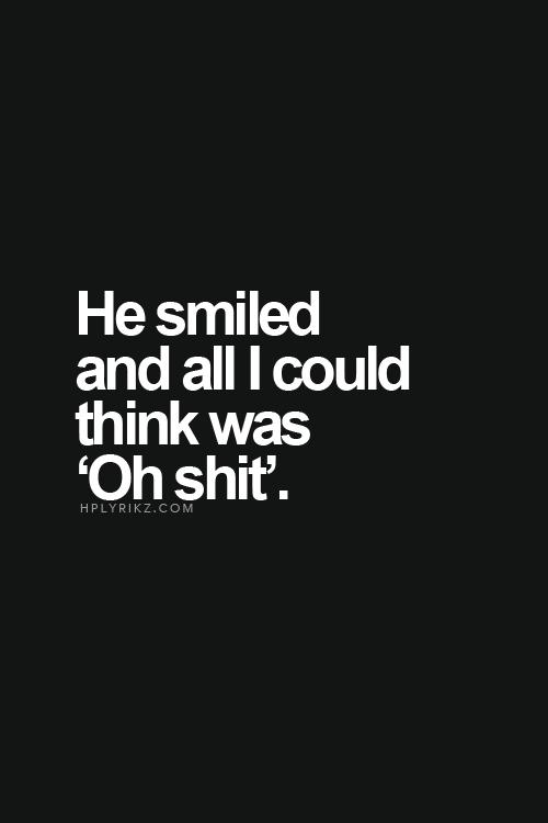Sexy smile quotes