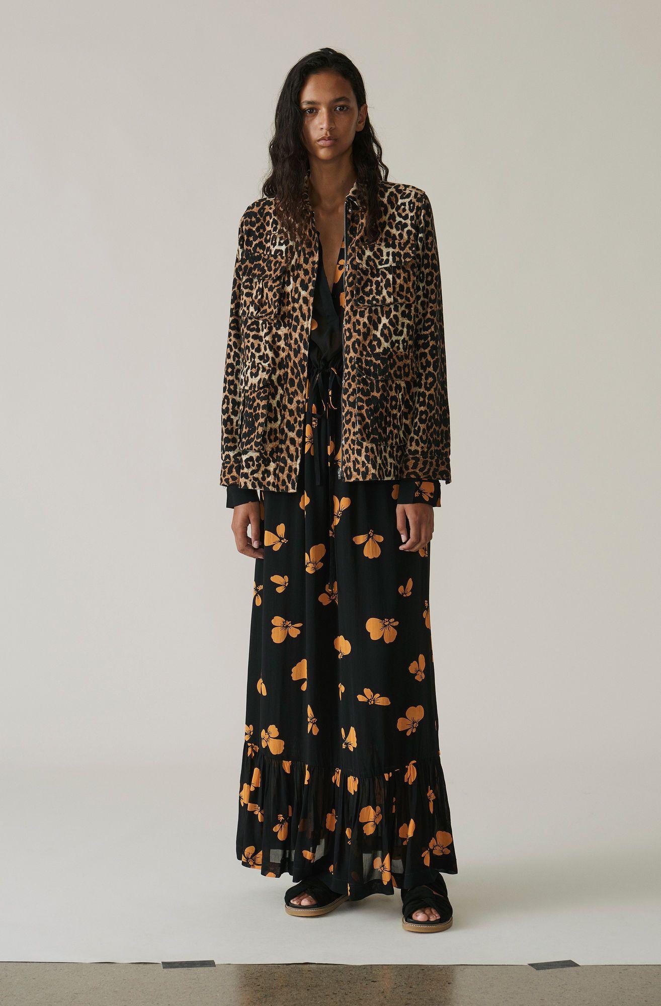 2d29f88325b Fairfax Georgette Maxi Dress
