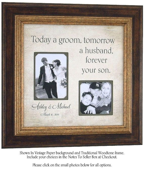 Wedding Day Gifts For Mother Father Mom Dad From Bride And Groom Mother Of The Groom Wedding Gifts For Parents Wedding Gifts For Parents Bride And Groom Pictures Diy Wedding Gifts