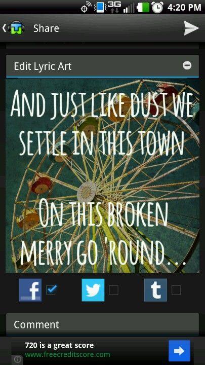 Merry Go 'Round
