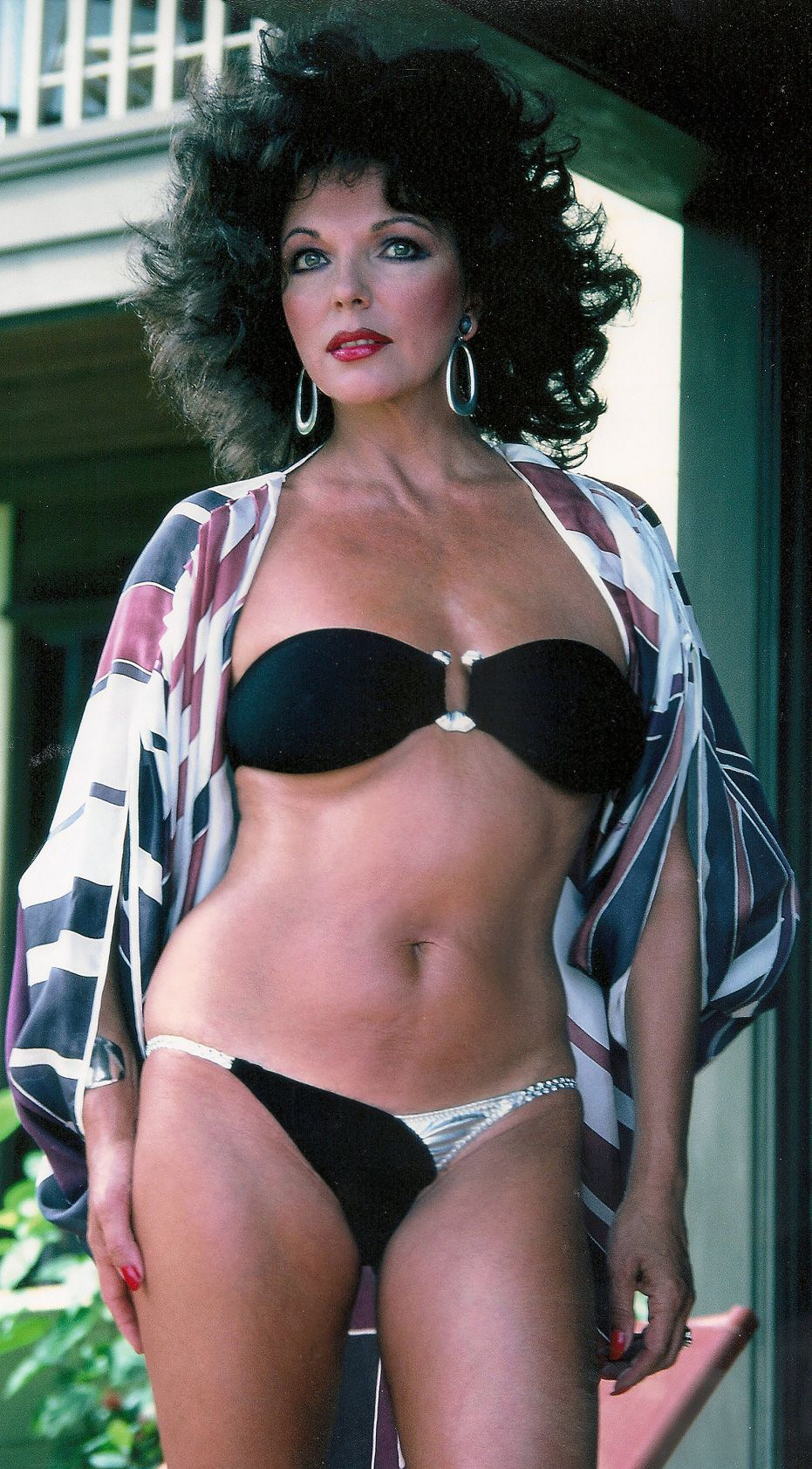 Joan Collins | My Favorite Ladies | Pinterest