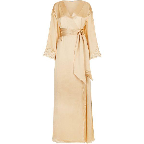 La Perla Maison Robe (£1,300) ❤ liked on Polyvore featuring ...