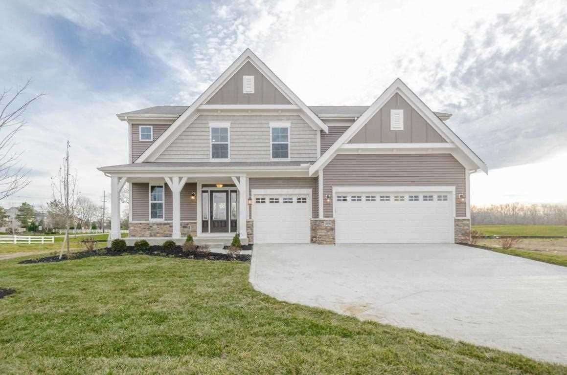 Check Out This Outstanding Home In Villages At Westchester Canal Winchester Canalwinchesterhomesforsale New Home Buyer Corner Gas Fireplace Winchester Homes