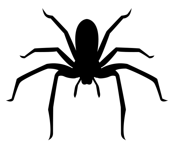 photo relating to Spider Printable known as Obtain this Spider Stencil and other cost-free printables against