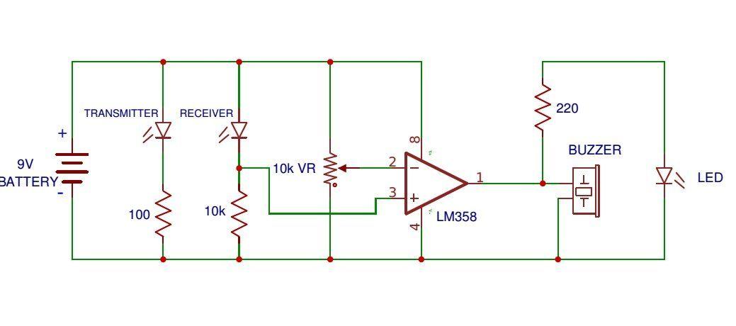 5 Wire Proximity Sensor Wiring Diagram