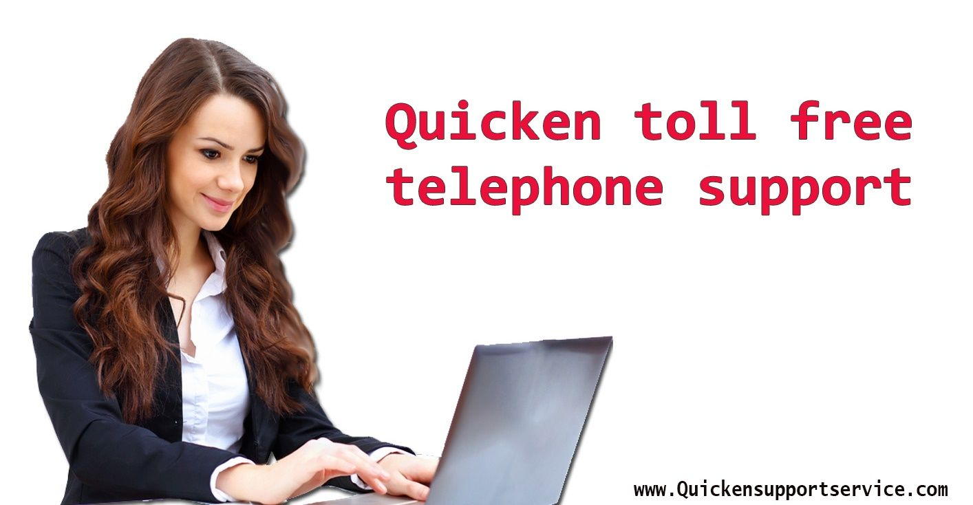 if you're looking for quicken toll free telephone support number