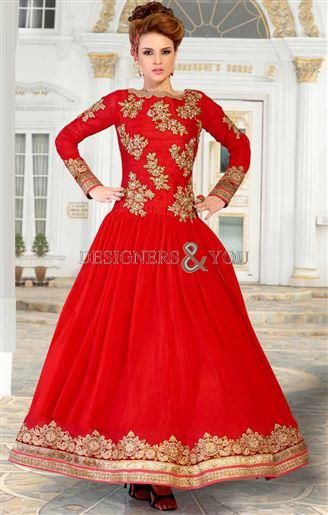 Fancy Gown Style Dresses From Princess Gown Collection For Special