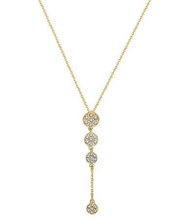 Love this Goldtone La Verne Necklace With Swarovski® Crystals on #zulily! #zulilyfinds