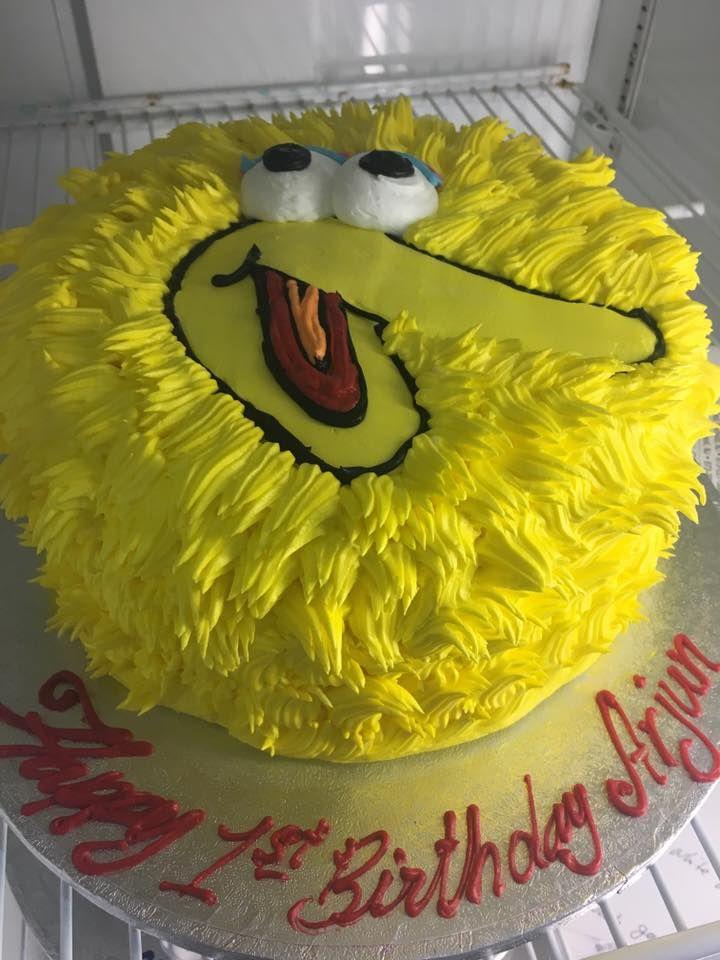 Happy Birthday From Big Bird And Calandra S Calandra S Specialty