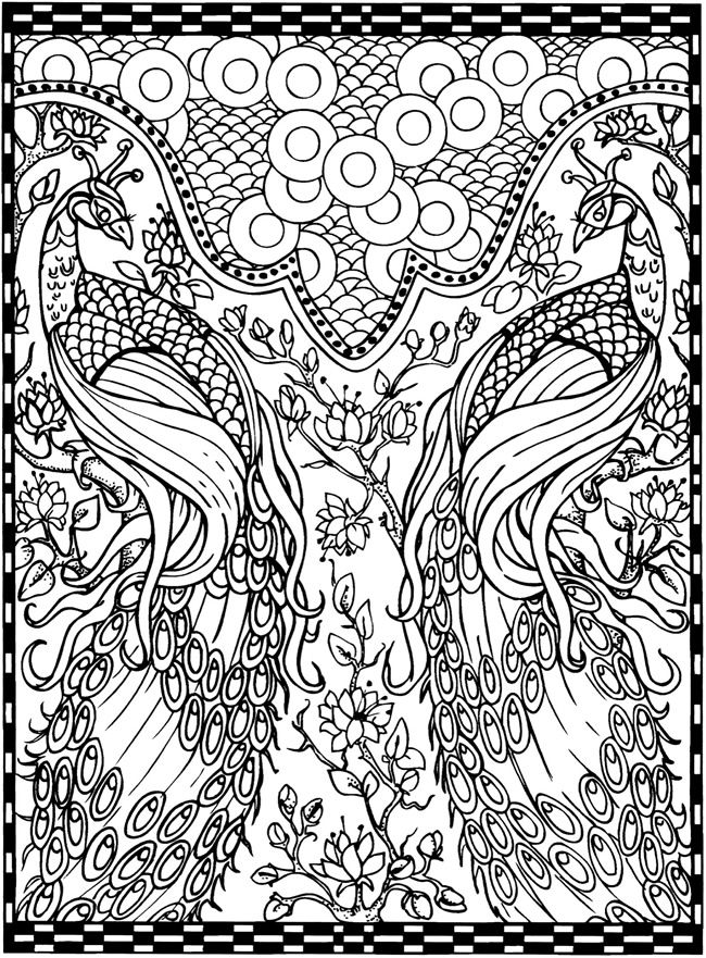 Welcome to Dover Publications Creative Haven Art Deco Designs ...
