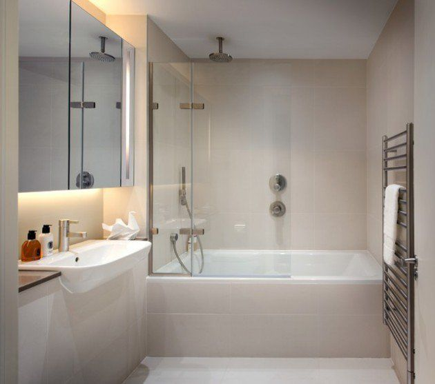 17 Ultra Clever Ideas For Decorating Small Dream Bathroom Inspiration Clever Small Bathroom Designs Decorating Inspiration