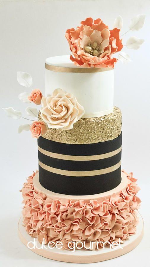 Sweet 15th Birthday Cake By Silvia Caballero Cakes Cake