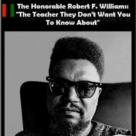 Robert F. Williams | African history, African american history, Black history