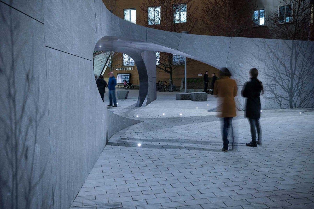Sean Collier Memorial u2013 Horton Lees Brogden Lighting Design & Sean Collier Memorial u2013 Horton Lees Brogden Lighting Design | HLB ... azcodes.com