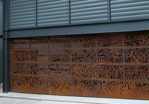 Charming Sectional Overhead Garage Doors From Graham Day Doors