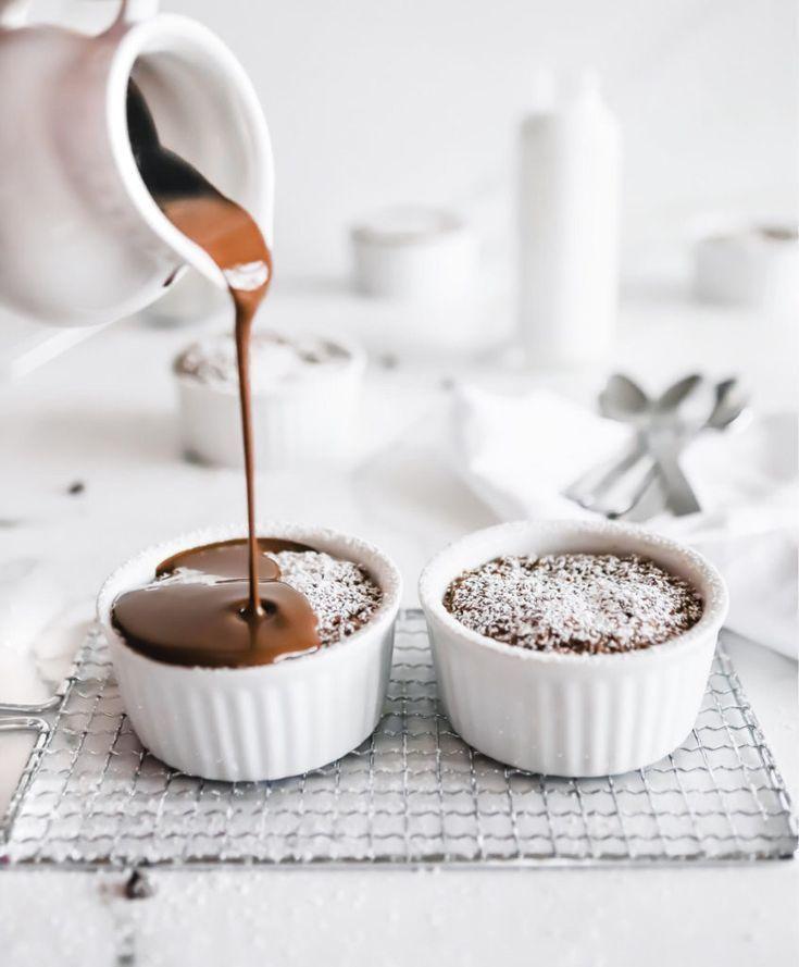 Double Chocolate Chip Mug Cake   Recipe   Chocolate chip ...