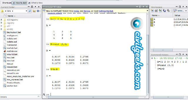 Prácticas de Análisis Matricial Aplicado y Ampliación de Métodos Numéricos con MATLAB