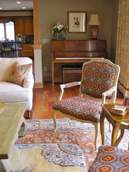 traditional living room by susan e brown interior design - Interior Design Living Room Traditional