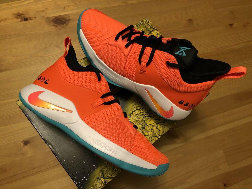 0e1d78bd4ad DS Nike PG 2 Academy Edition PE sz 7.5 EYBL Lebron Kyrie 2 3 4 KD Paul  George 1  shoes  kicks  sneakerheads