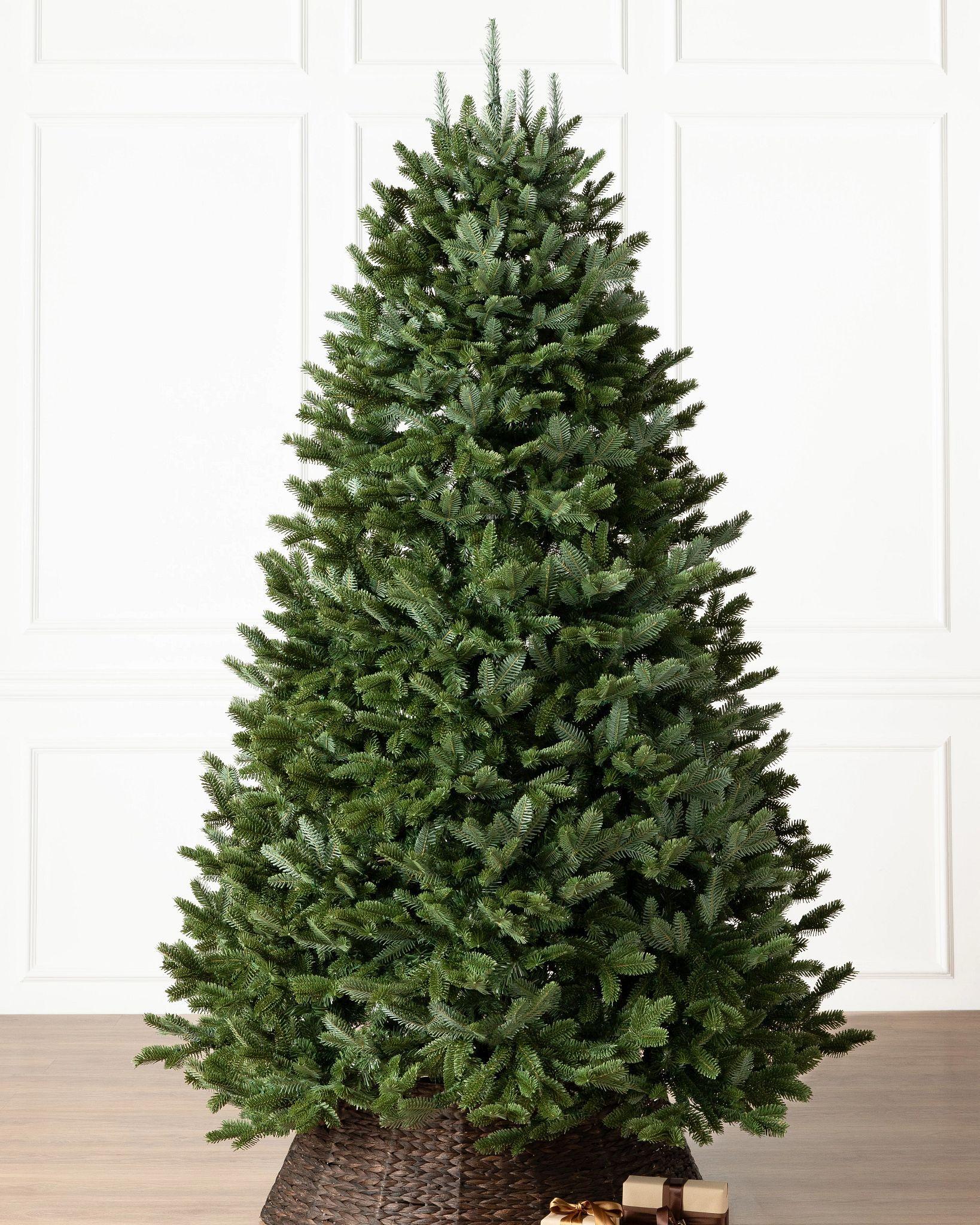 Bh Fraser Fir Artificial Christmas Trees Balsam Hill In 2020 Realistic Artificial Christmas Trees Christmas Tree Sale Balsam Hill Christmas Tree