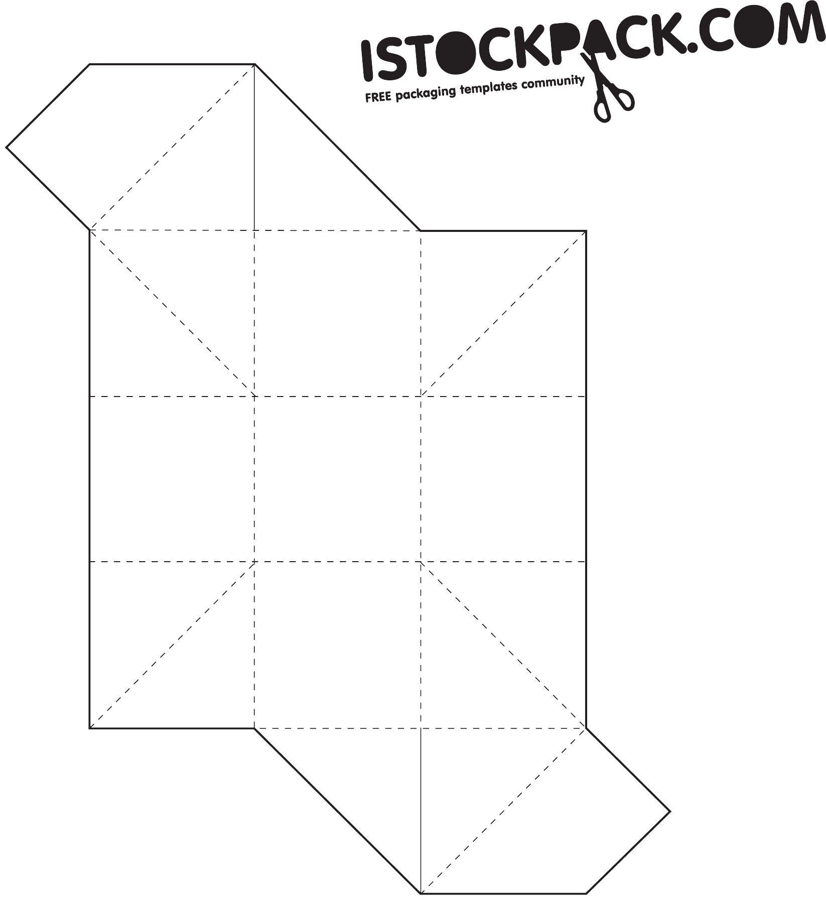 Square box w built in lid 1 graphic design pinterest square box w built in lid pronofoot35fo Gallery