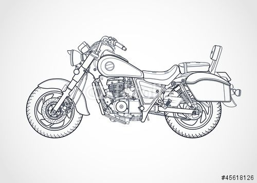 coloriage harley davidson pinterest moto dessin moto et dessin. Black Bedroom Furniture Sets. Home Design Ideas