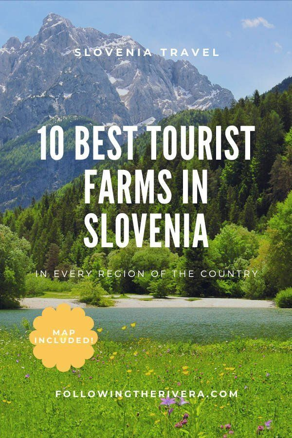 Enjoy the beauty and #nature of rural #slovenia at one of these 10 fabulous #tourist farms. Whether you choose to hike, bike or help out on the farm, it's one #trip unlike any other. #ecotourism #ecotravel #ecofriendly #greentravel #sloveniatravel #naturelovers #travel #traveltips #traveldestinations #travelideas #travelersnotebook #traveladvice #traveladviceandtips #traveltipsforeveryone #traveladdict #travelawesome #travelholic #couplestravel #europetravel #europetraveltips #travelguide