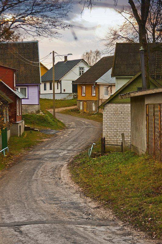 Väike linn Kallaste / A little city Kallaste. Southern Estonia #COLOURFULESTONIA #VISITESTONIA