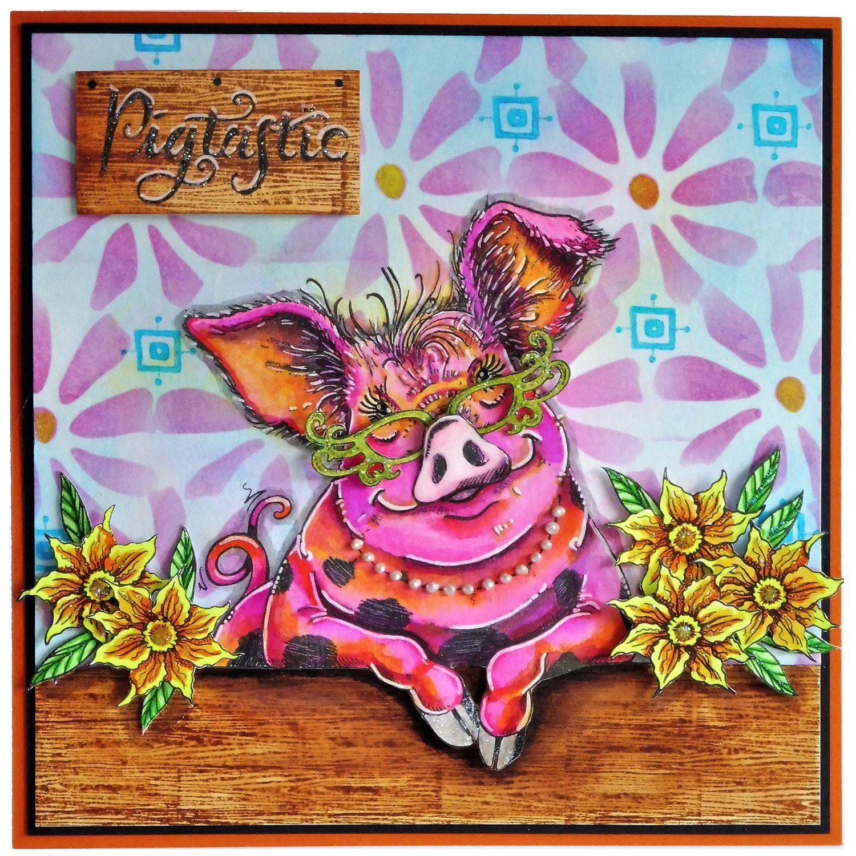Pink Ink Designs Stamp