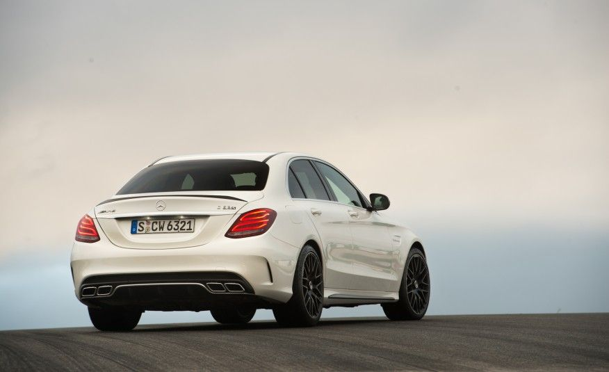 2015 mercedes amg c63 c63 s model sedan photo gallery of first rh pinterest com