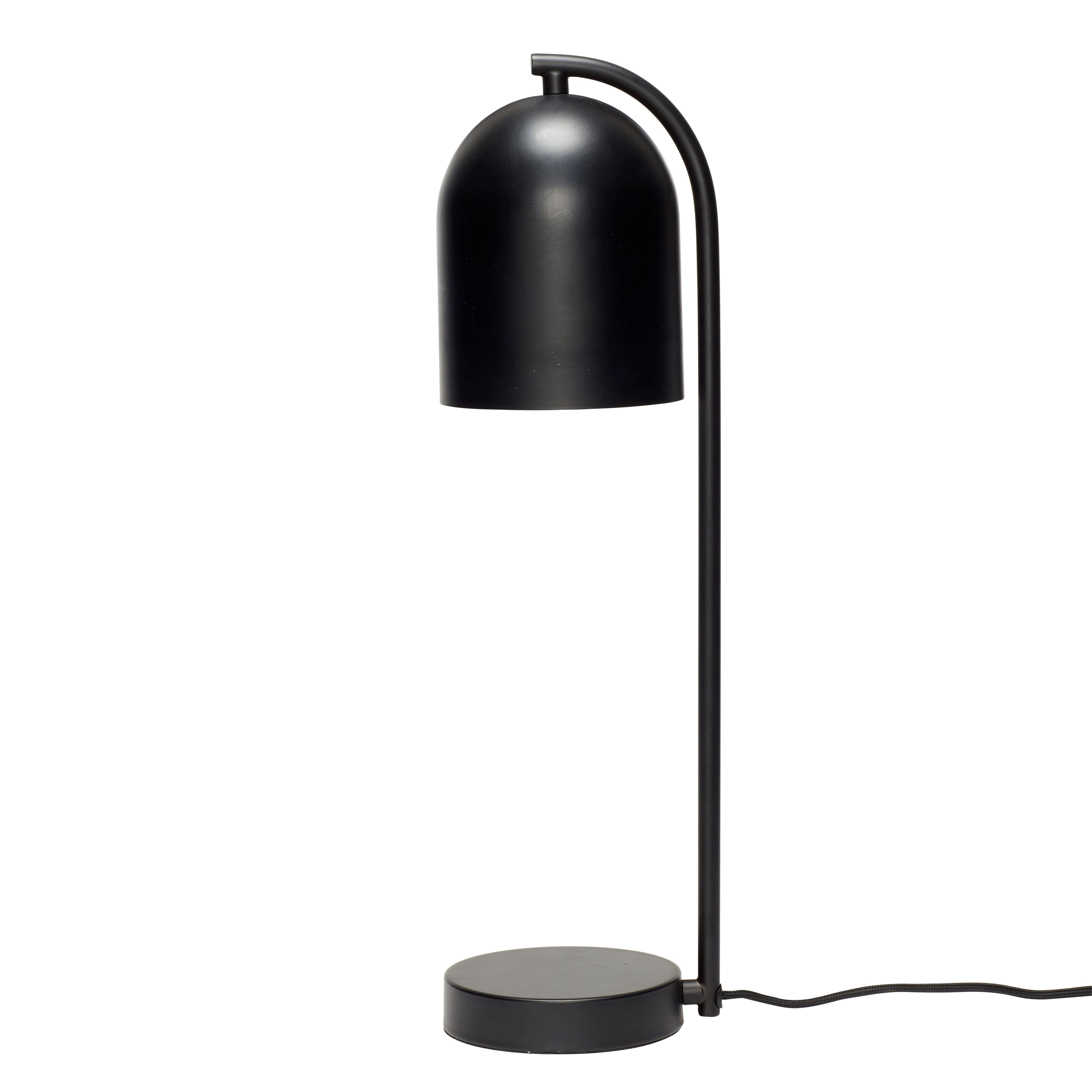 Cool Black Table Lamp. Simple Design. Item Number 890551   Designed By  Hübsch