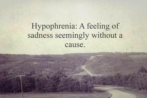 Photo of Hipofrenia