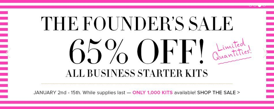 Trying to bounce back from Christmas Shopping or do you have those New Years Resolutions to pay of some bills? With 65% off of Starter kits, Let Pure Romance help you make all of your Resolutions possible!