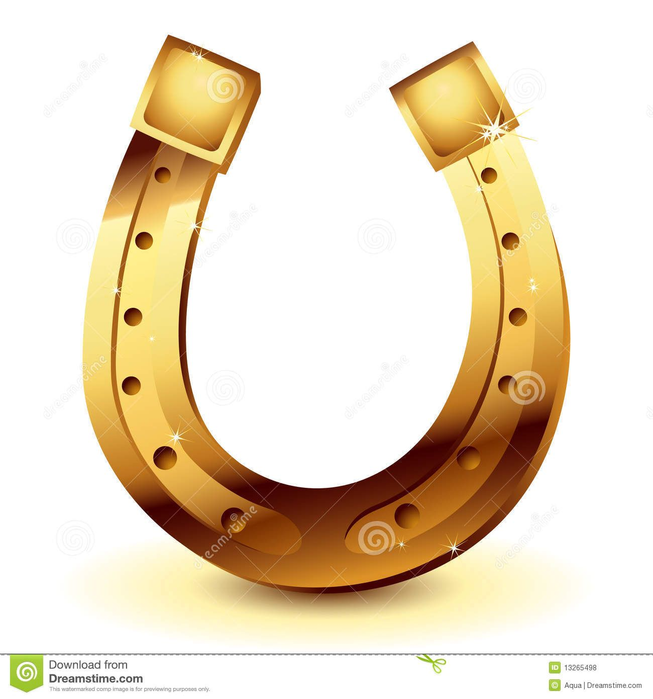 Gold Horseshoe This Illustration May Be Use As Designer Work Sponsored Advertisement Ad Horseshoe Designer Illustration Horseshoe Photo Gold Gold